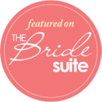 Featured on The Bride Suite