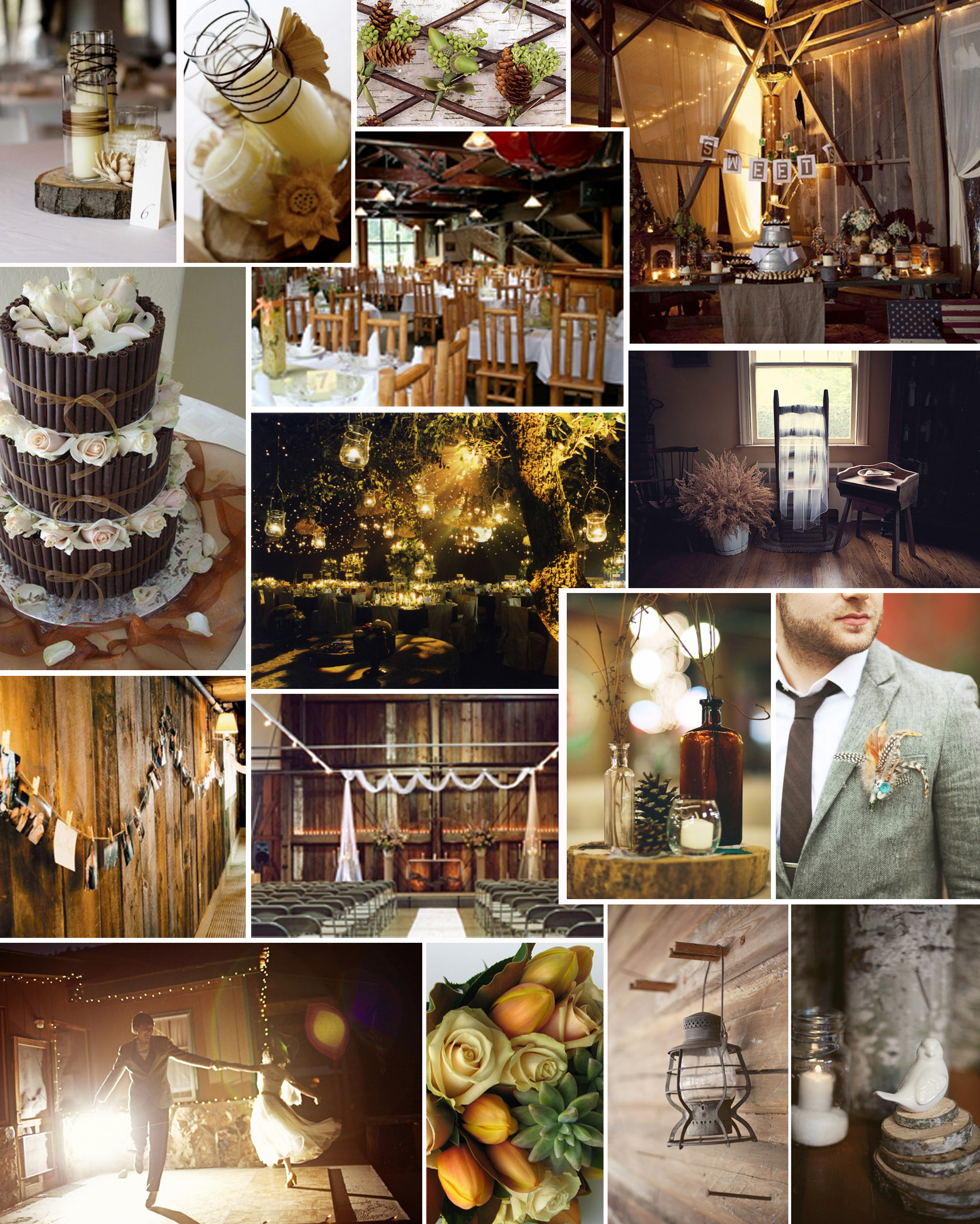 THEMED THURSDAY COZY CABIN WEDDING Intertwined Weddings Events