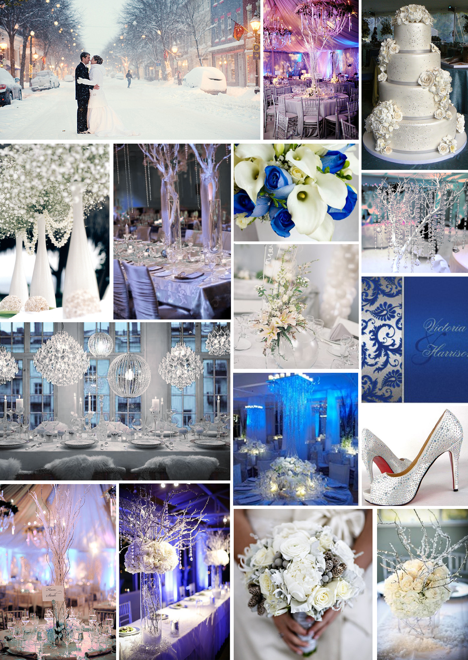 wedding ideas for winter wonderland themed thursday winter intertwined weddings 28194