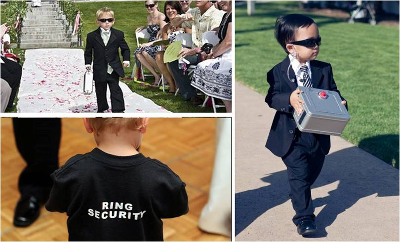 WEDDING WEDNESDAY FLOWER GIRLS AND RING BEARERS Intertwined