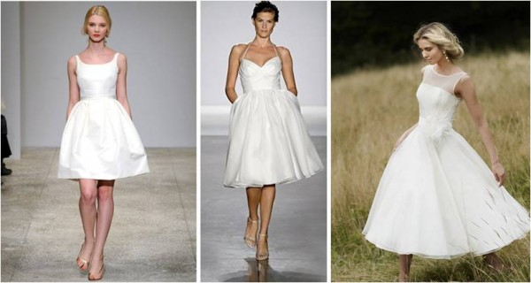 TUESDAY TRENDS: SHORT WEDDING DRESSES | Intertwined Weddings & Events