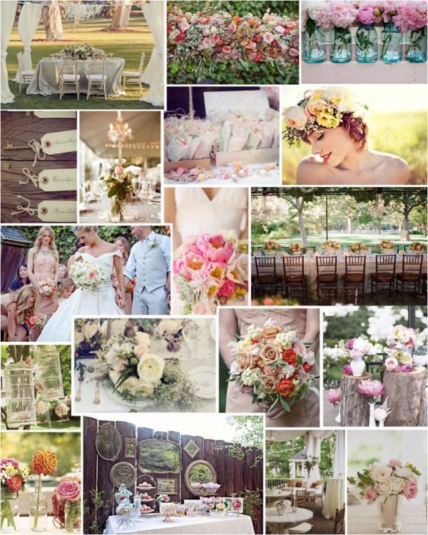 Flower Garden Themed Bridal Shower : Themed thursday april showers bring may flowers