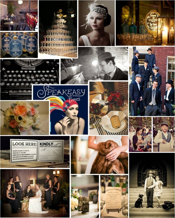 Themed Thursday Speakeasy Intertwined Weddings Events