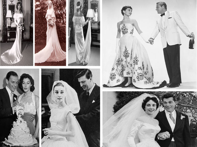 Nowadays Hollywood Glam Inspired Weddings