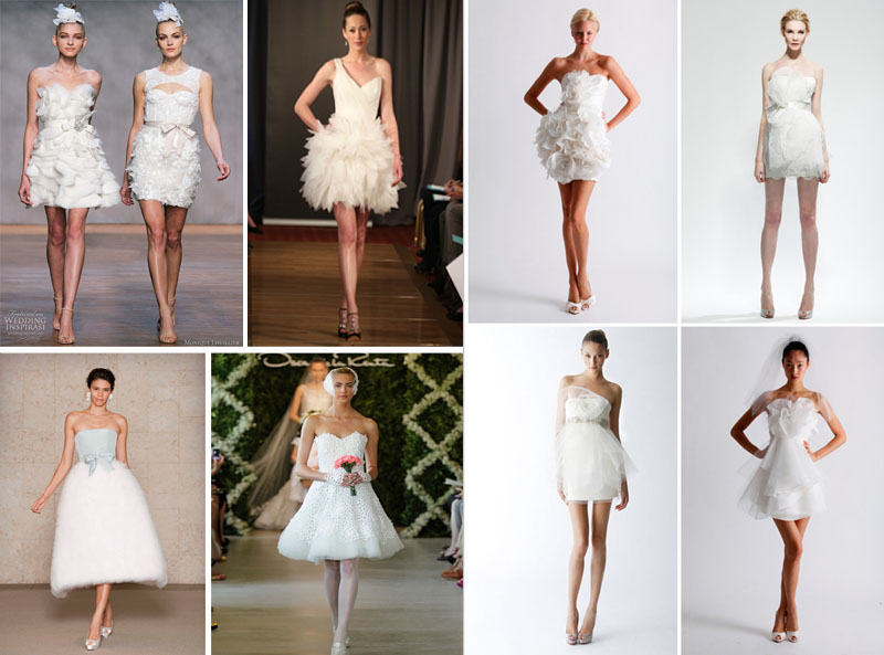 Tuesday Trends Reception Gowns Intertwined Weddings Events