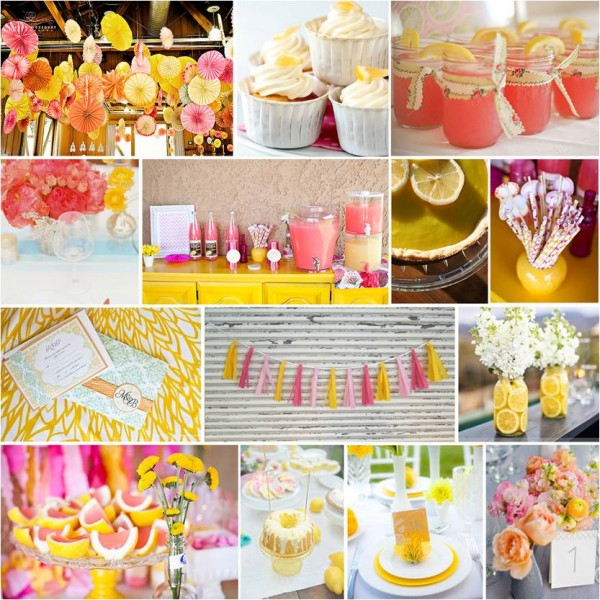 Pretty Parties Pucker Up Bridal Shower Intertwined
