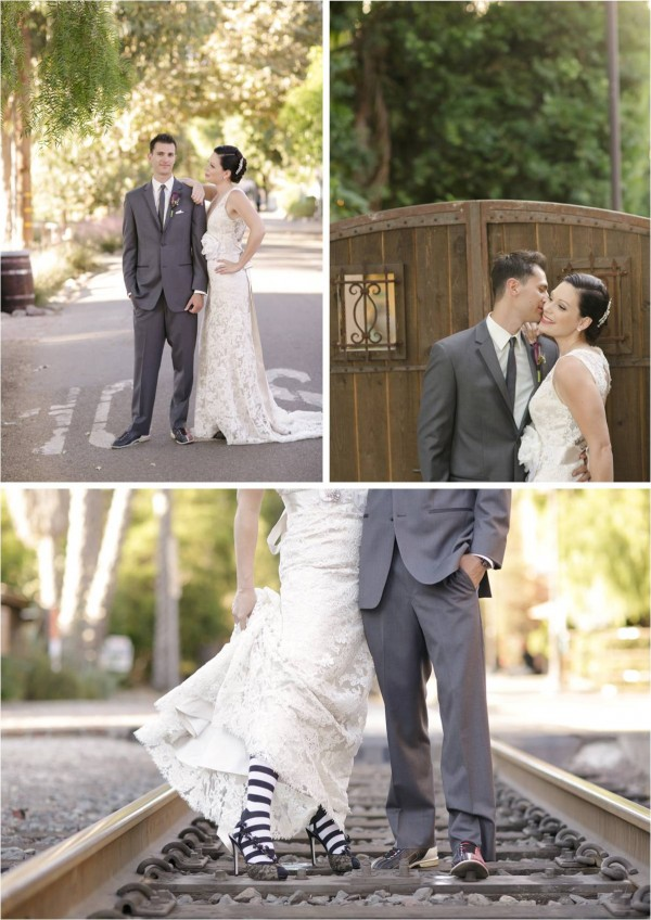Non traditional whimsical wedding non traditional wedding junglespirit Choice Image