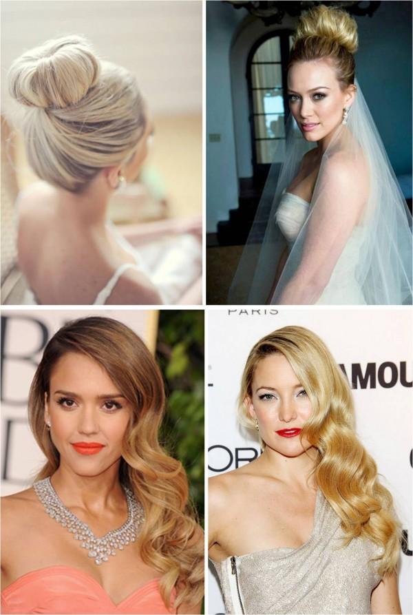 most popular bridal hairstyles intertwined events