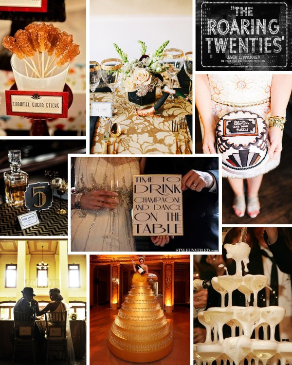 PRETTY PARTY: GATSBY FEVER | Intertwined Events : Intertwined