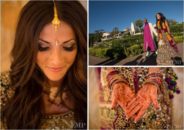AN INTERTWINED EVENT: AMERICAN INDIAN WEDDING AT PELICAN HILL